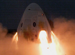 SpaceX: Crew Dragon Capsule Abort Engine Test a Success