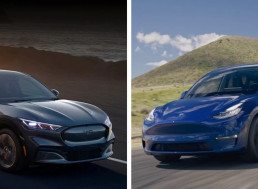 Electric Face-Off: Tesla Model Y vs Ford Mustang Mach-E