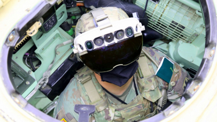 The US Army's New Goggles Let Troops See Through Solid Walls