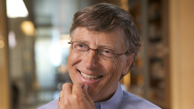 Bill Gates Would Rather Save Earth and Back Vaccines Than Flee to Mars