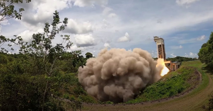 Space Race Continues: ESA's Final Test of Ariane 6 Rocket Motor Completed