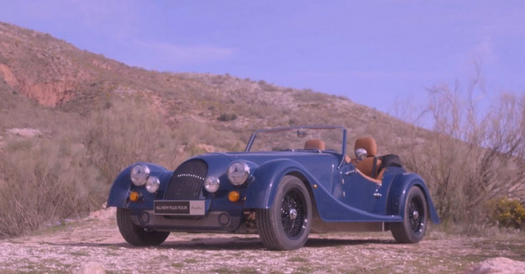The Morgan Plus Four Roadster: 97 Percent New, Same Vintage Charm