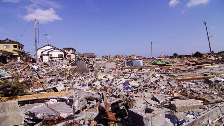 Japan's Engineering Solutions for Future Tsunami Events
