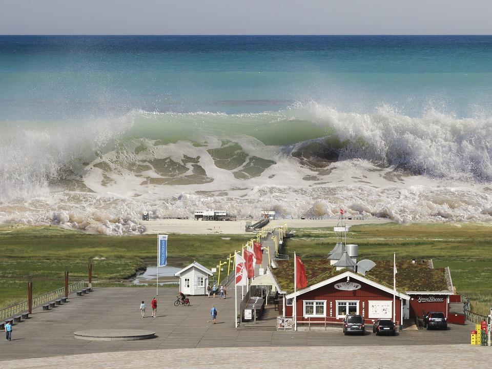 tsunami incoming