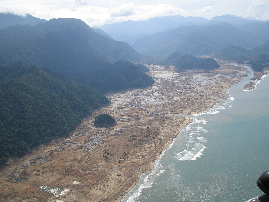 what are tsunamis aftermath