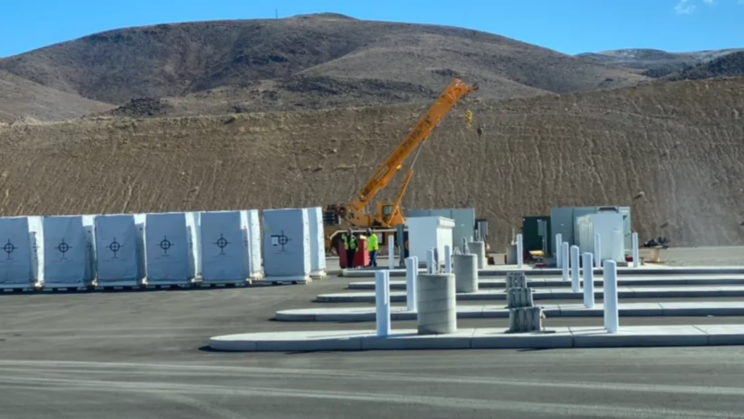 Tesla Deploys First Megachargers to Charge Its Semi Electric Trucks