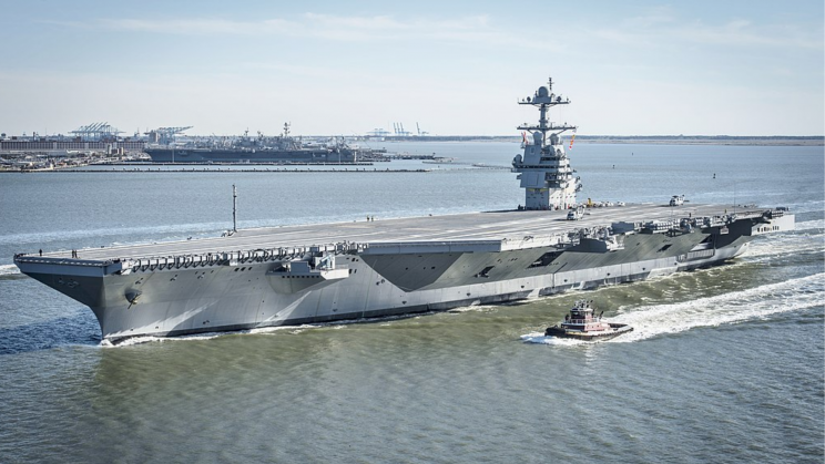 USS Gerald Ford: The Most Advanced Carrier Ever Built with $13.3 Billion Production Cost
