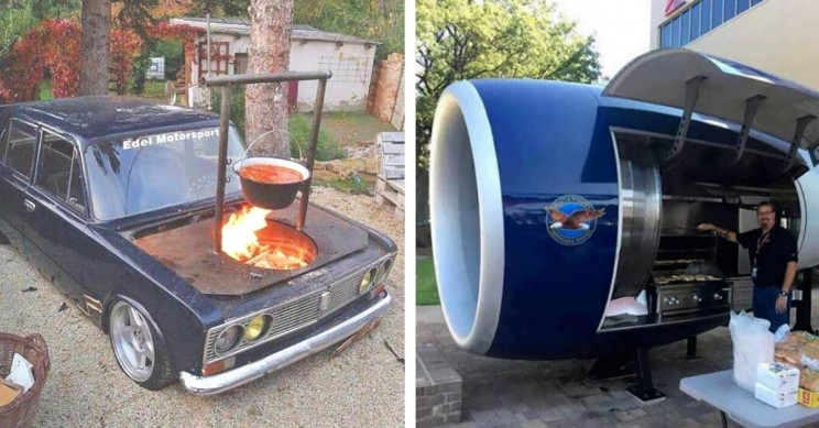 17 Ingeniously Repurposed Contraptions Show Nothing Needs to Go to Waste