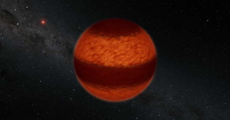 Astronomers Spot Jupiter-Like Cloud Bands Swirling Around Nearby Brown Dwarf