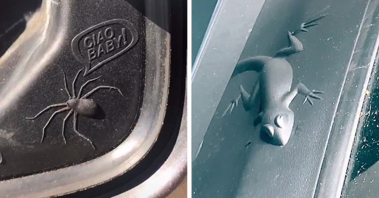 Jeeps Have 'Easter Eggs' Hidden Somewhere and People are Finding Theirs
