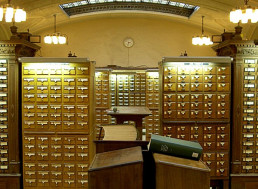 Finding Your Way Around a Library: Dewey Decimal Classification System