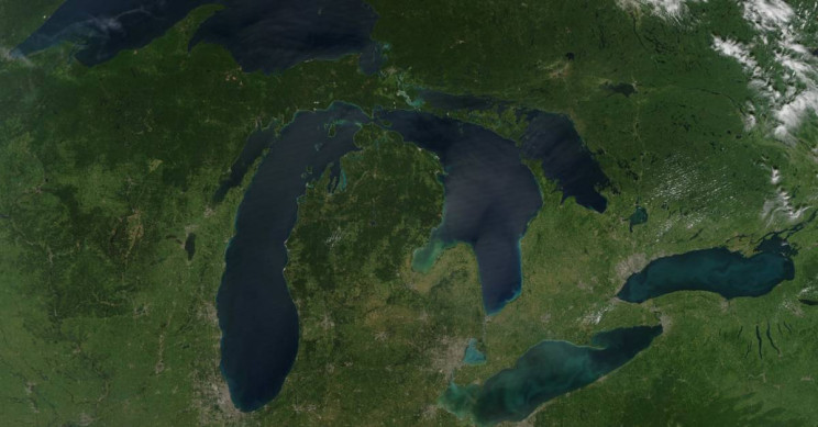 Climate Change Great Lakes