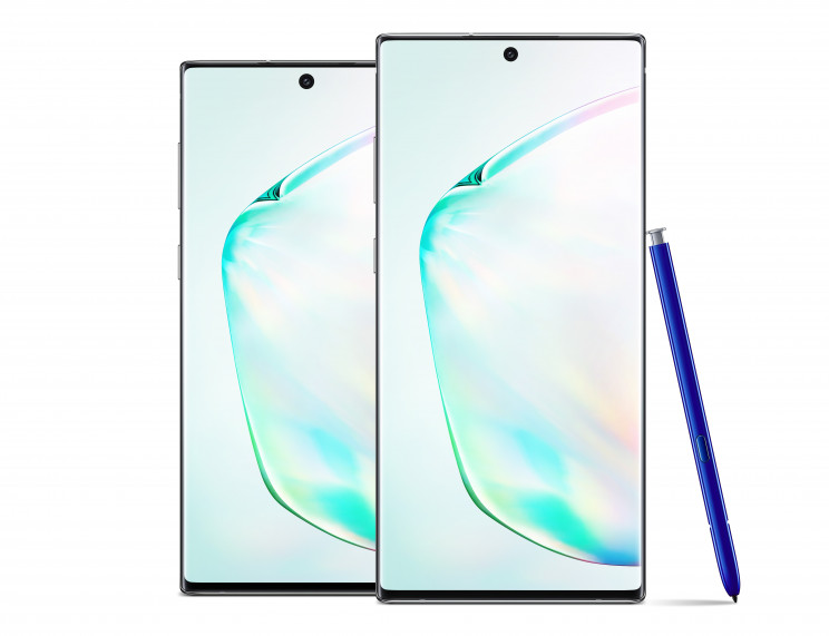 Galaxy Note 10 with S Pen