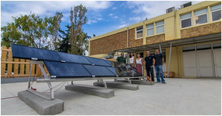 graphene solar farm