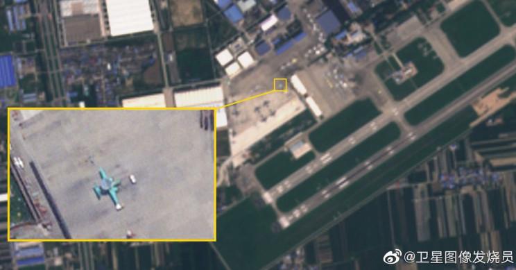China's New KJ-600 Looks Suspiciously Similar to American Hawkeye