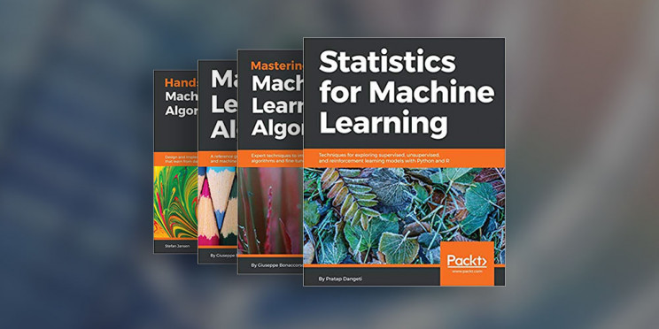 This 10-eBook Machine Learning and AI Bundle Is Just $20