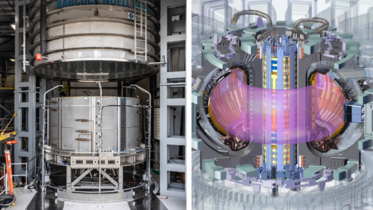 The World's Most Powerful Magnet Is Ready to Meet ITER Fusion Reactor