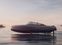 Next-Gen Electric Hydrofoil Speedboat Reaches New Limits