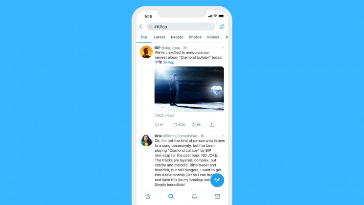 Twitter Reverts Design Changes Due to Eye Strain and Headache Complaints
