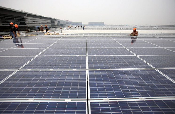 China's Air Pollution Is So Bad It's Blocking Its Solar Panels