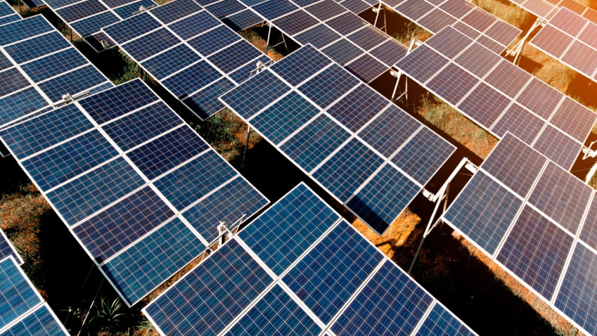 The UAE Has Unveiled the World's Largest Solar Power Project