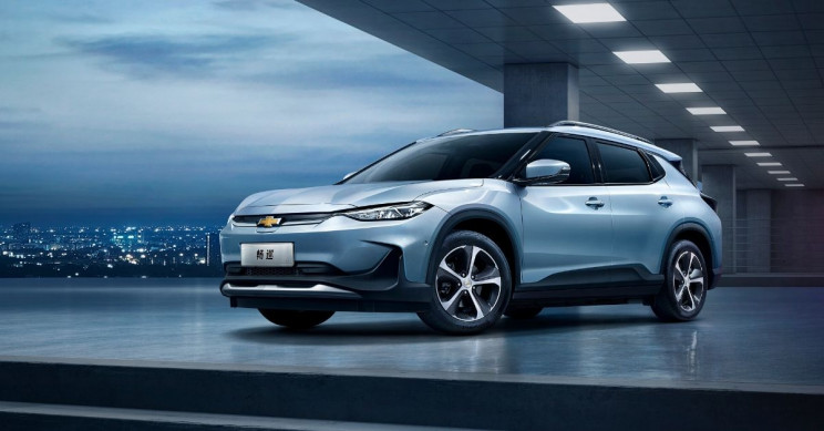 GM's New Menlo Electric Car: 250-Mile Range, Roughly $23,000
