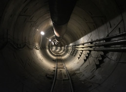 Boring Company's Las Vegas Tunnel Excavation Has Finally Been Completed