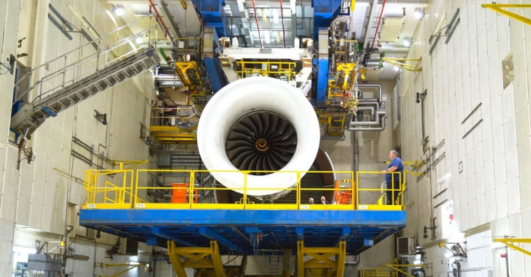 Rolls-Royce Has Debuted the Most Colossal Engine Testbed on Earth