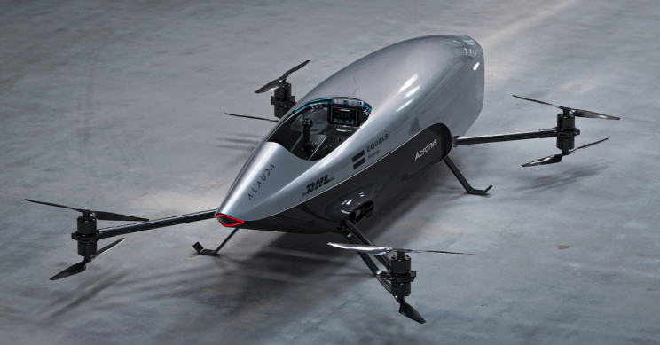 World's First Electric Flying Race Car is Ready to Win
