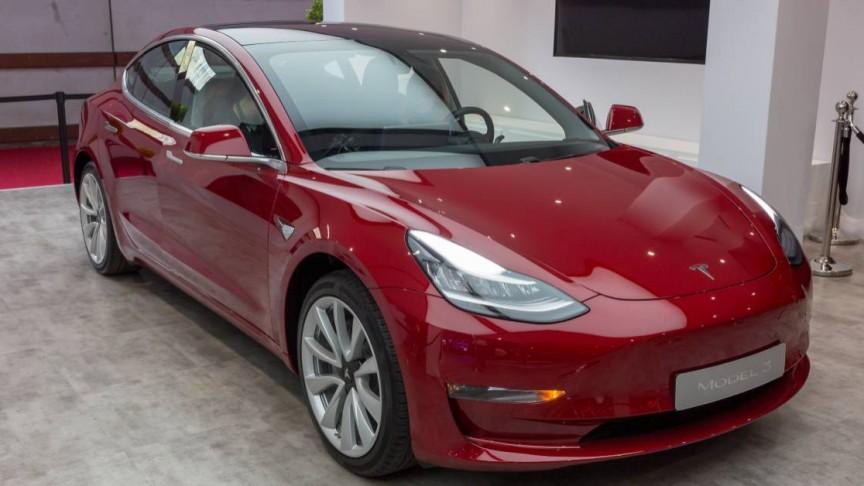 Tesla's Maintenance Guide Confirms Owner Maintenance of ...