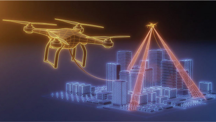 Tethered Drones To Offer Flexible Wireless Hotspot Solution