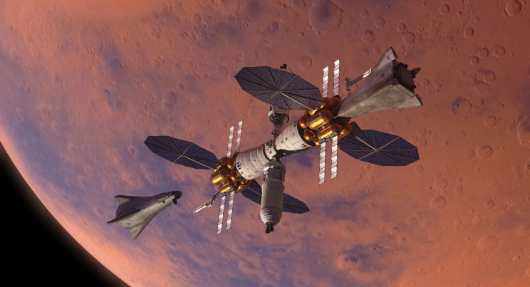Life in 2050: A Glimpse at Space in the Future - Part II
