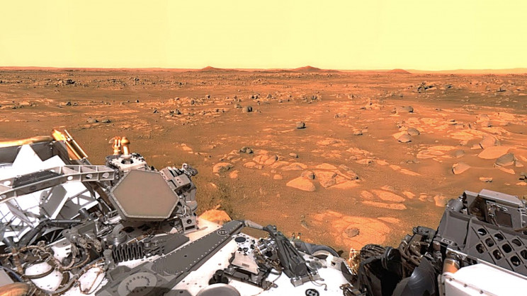 NASA Just Released a New 360-Degree View of Mars' Surface