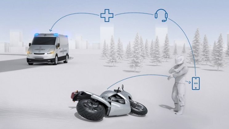 New Bosch Smart Crash Detection Service Could Save Thousands of Lives