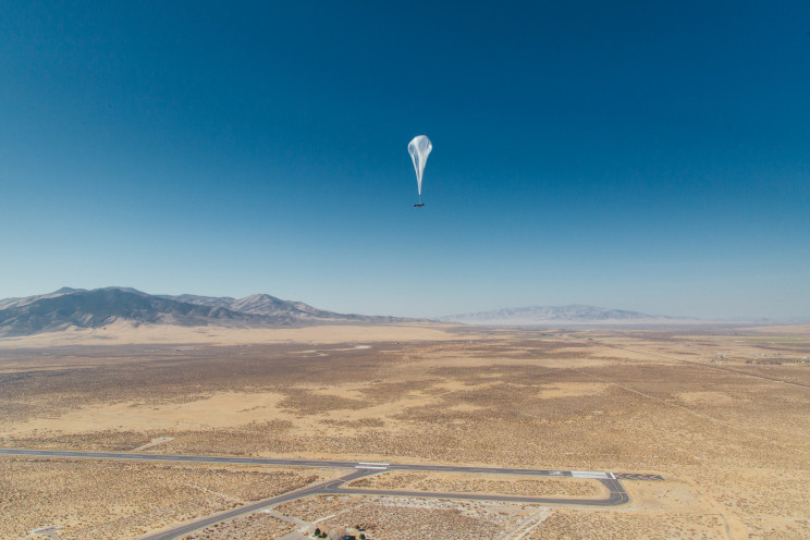 Alphabet's Loon Balloon Breaks Record by Spending 312 Days in the Stratosphere