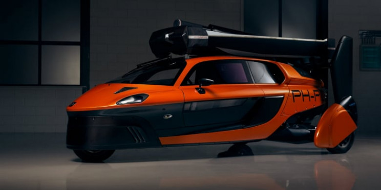 Dutch Flying Car Gets Approval to Hit the Road