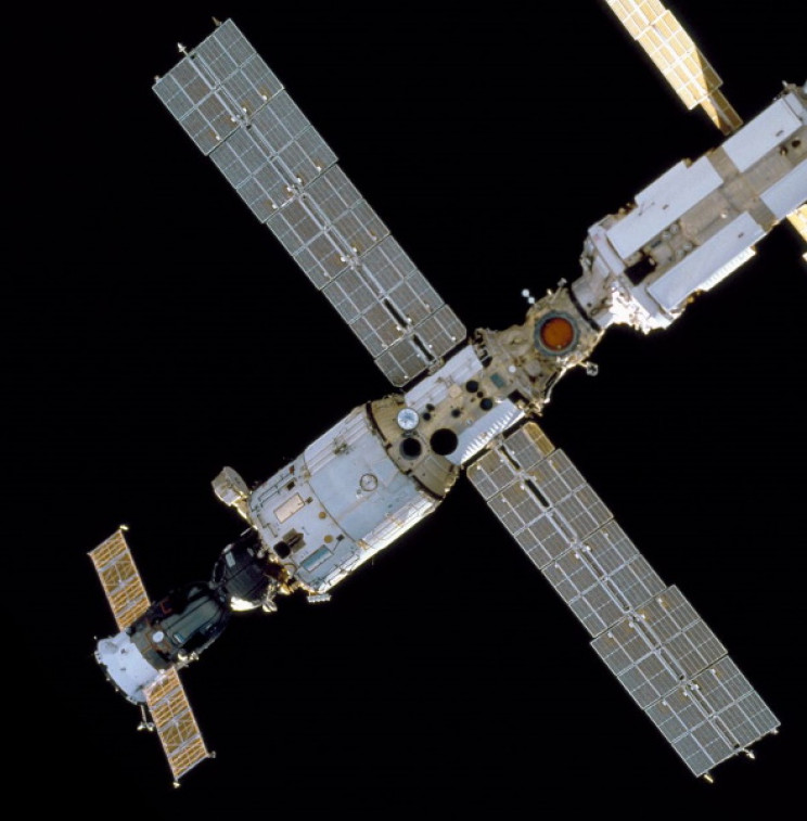 Zvezda module
