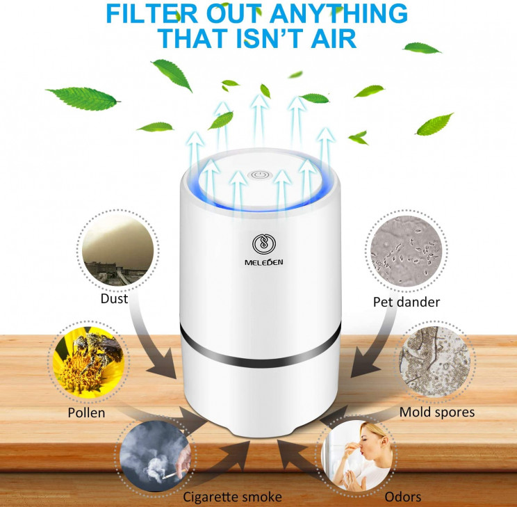 air purifier for desktop