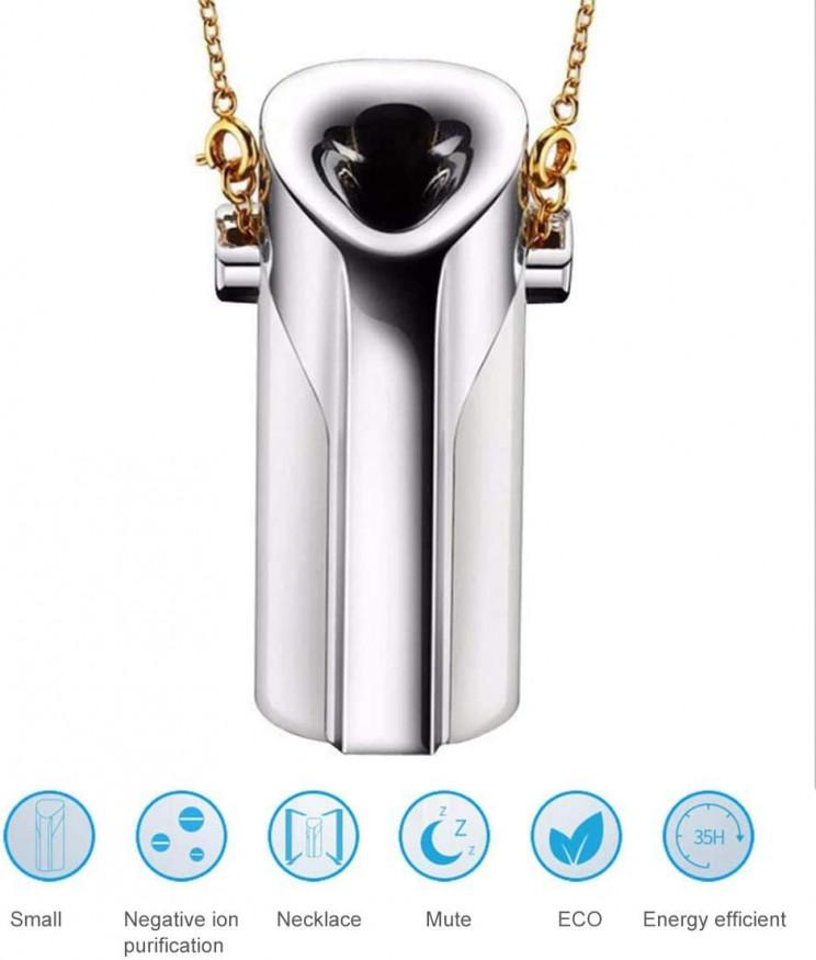 necklace air purifier