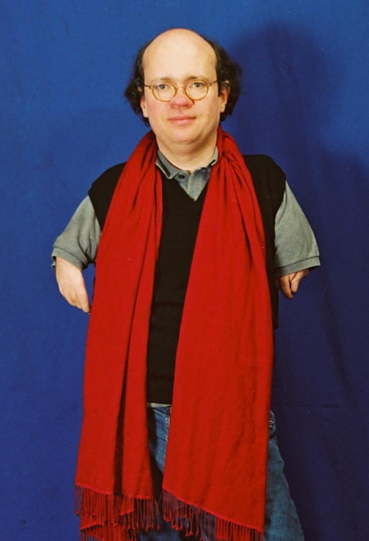 German filmmaker Niko von Glasow