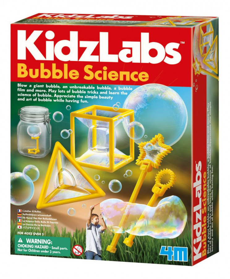 science toys for kids bubbles