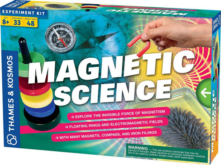 science toys for kids magnetic games