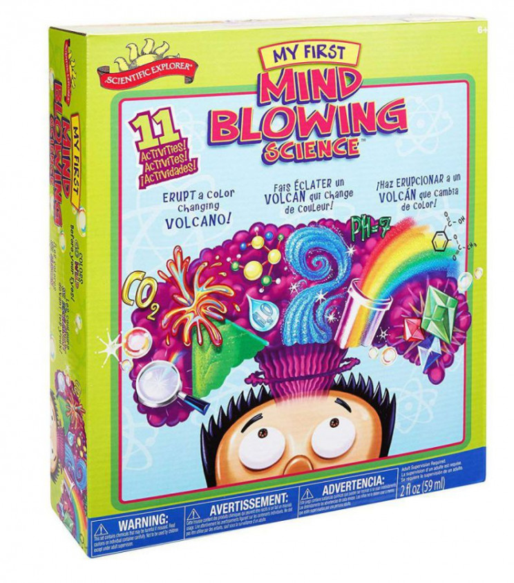 science toys for kids mind blowing science
