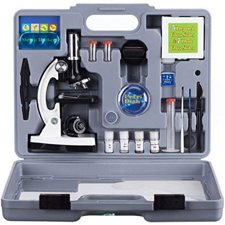 science toys for kids microscope