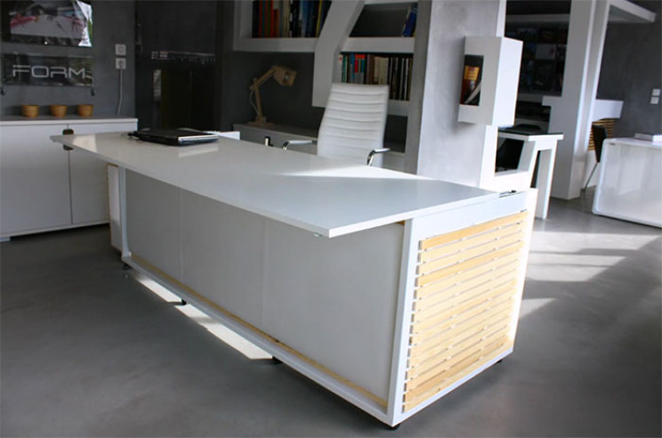 These Desk/Beds Let You Sleep While Working