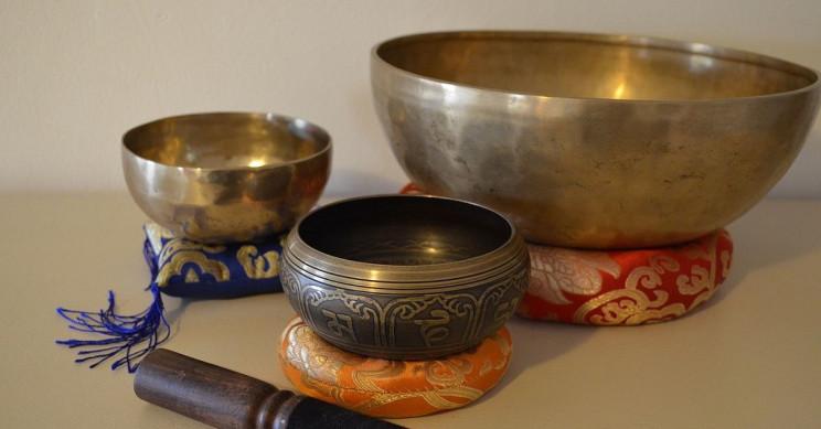 Healing Effect of Tibetan Singing Bowls