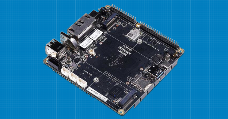 Get Your Normal-Sized PC in This ODYSSEY Expandable X86 Mini Unit