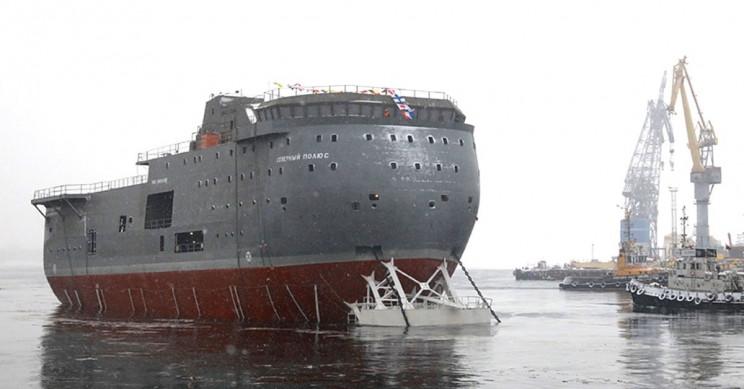 TASS Russian Ship 2