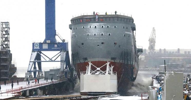 TASS Russian Ship 3