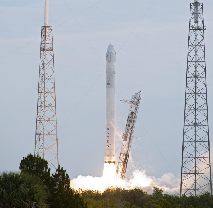 spacex falcon 1.1